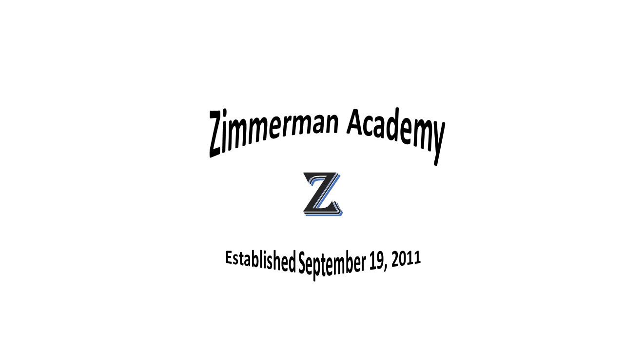 Zimmerman Academy